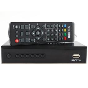 Conversor Tv Digital Full Hd Hoopson - Stb-001
