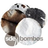 2 Parches De Cabra - Para 30 A 40 Cm Bombo Legüero Y Criollo