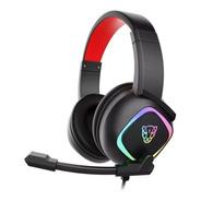 Fone De Ouvido Headset Gamer Motospeed G750 7.1 Rgb Usb