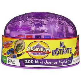 Cranium Al Instante 200 Mini Juegos Rapidos Original Hasbro