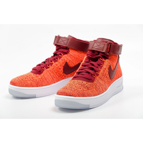 Mujer W Nike Air Force 1 Flyknit (25 Mx) Mayma Sneakers