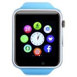 A1 Relógio Inteligente Smart Watch Bluetooth Chip Android S7