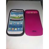 Forro Estuche Antigolpe Iglow Samsung Galaxy S3