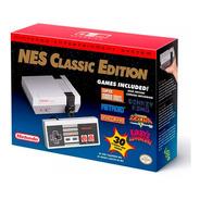 Consola Nintendo Nes Mini Classic Edition Original 30 Juegos