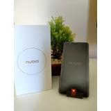 Smartphone Nubia M2 Preto 4/64gb Tel5.5 Pronta Entrega.
