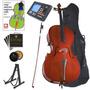 Cello Cecilio Chelo 4/4 Cco-100 Violonchelo Mendini