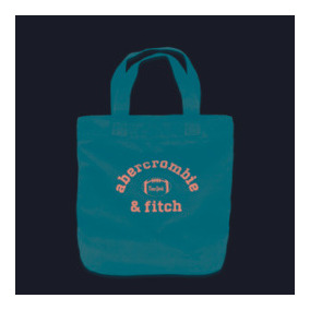 Bolsa Abercrombie&fitch Azul Marinho!!!vários Modelos.