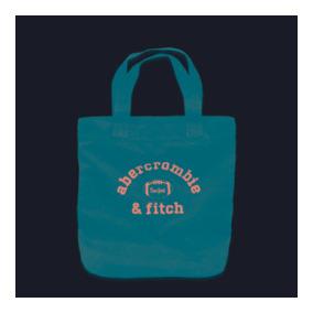 Bolsa Abercrombie&fitch Azul Marinho!!!