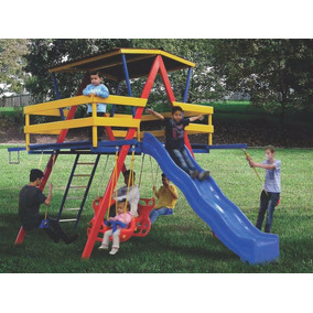 Play Ground De Madeira Orimad Ideal Para Creches/condominios
