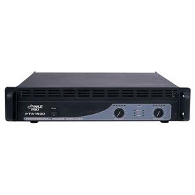 Pyle Amplificador Potencia Pta1400 Dj 1400w Bridge 4 8 Ohms
