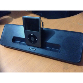 Bocina Memorex Ipod,iphone,ipodtouch, Ipad, Ipad Mini, Negro