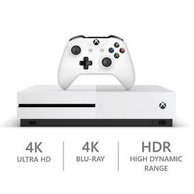 Consola Xbox One S 1tb + 2 Juegos + 1 Control $3,100 Pesos