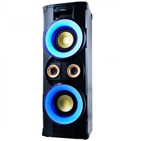 Caixa Acústica Portátil Philco Amplificada 1000w Pht10000