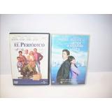 Pack 2 Dvds Originales- Amor A Segunda Vista Y El Periódico
