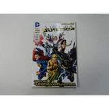 Hq Liga Da Justiça - 2ª Série Nº 14 - Os Novos 52! Dc Comics