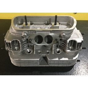 Cabeçote Kombi Fusca Motor Vw 1600 84 Em Diante