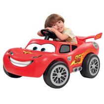 Carro Pedal Infantil Relâmpago Mcqueen Carros 2 Bandeirante