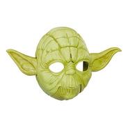 Máscara Electrónica Yoda Mueve La Boca Con Sonidos Star Wars