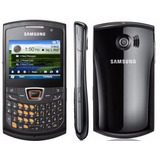 Celular Samsung B652 Omnia Qwerty, Fm, Mp3, Bluetooth, Wi-fi