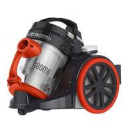 Aspiradora Ultracomb As-4224 2.5l Negra Techcel Ahora 18