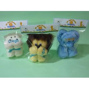 Recuerdos Toalla Facial Bautizo Baby Shower Presentación