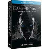 Game Of Thrones - Temporada 7 En Blu-ray Original