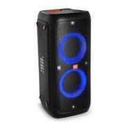 Caixa De Som Jbl Partybox Bluetooth, Preta 300,