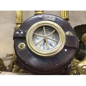 Reloj De Velador Antiguo De Fabrica Vintage