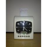 Reloj De Control Personal Fichero Electronico Tarjetas