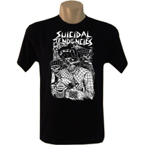 Camiseta Tradicional Suicidal Tendencies Bandas Rock