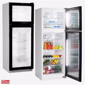 Congelador Refri Ecasa Glacial Combi 212 P. Digital