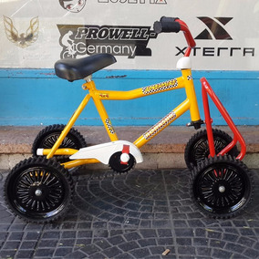 Cuatriciclo A Pedal Para Niño Rodasur En Richard Bikes