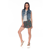 Chalecos Mujer Jeans Nevado Octanos - Fiorella