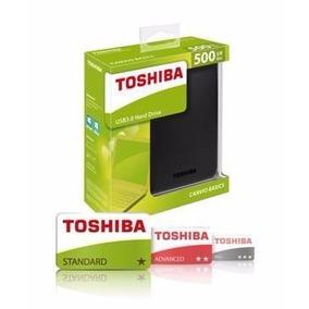 Hd Externo Toshiba Canvio Basics 500gb Usb 3.0