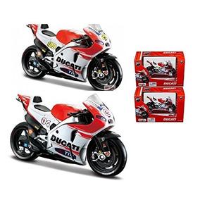 Maisto 118 Ducati Corse - Ducati Desmosedici Gp15
