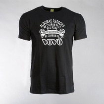 Camiseta Pv - As Pessoas Mais Importantes Me Chamam De Vovô