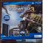 Playstation 3 Edicion Uncharted 250 Gb
