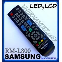 Control Remoto Tv Samsung Led Lcd Plasma Rm-l800 / Oferta.!!