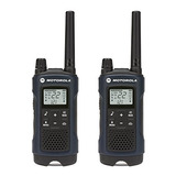 Motorola Talkabout T460 Rechargeable Two-way Radio Pair (dar