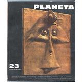 Revista Planeta N°23. La Primera Revista De Biblioteca.