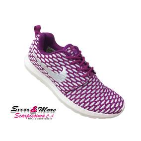 Zapatos Para Dama Nike 243d Morado