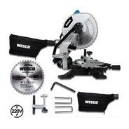 Serra Meia Esquadria 250mm 10  1800w - Ws7170 Wesco - 127v