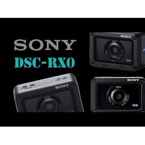 Câmera Filmadora Sony Dsc-rx0.lançamento.á Vista R$3400