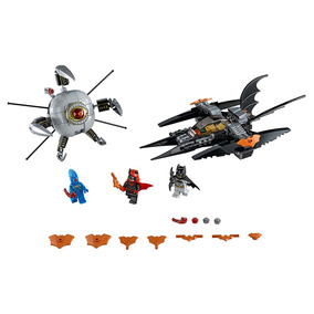 Lego Lego Super Heroes Dc Comics - Batman: Combatendo O Cibo
