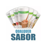 Herbalife - Shake 550g + Leite Nutrev - Produto Original