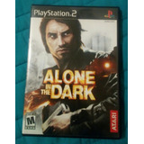 Alone In The Dark Ps2 Play Station 2