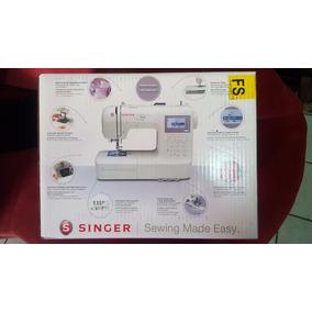 Máquina De Coser Singer 9100 Profesional Computarizado