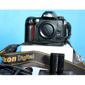 Body (cuerpo) Nikon D100 Réflex, Fabuloso!!