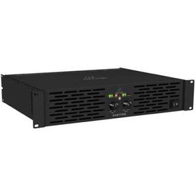 Amplificador De Potencia 1700w Km1700 - Behringer