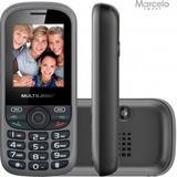 Celular Em Oferta Up 3chip P3274 Preto/cinza 12x Sem Juros